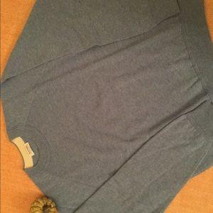 Men's Crew Neck Merino Ultrafine cashmere sweater